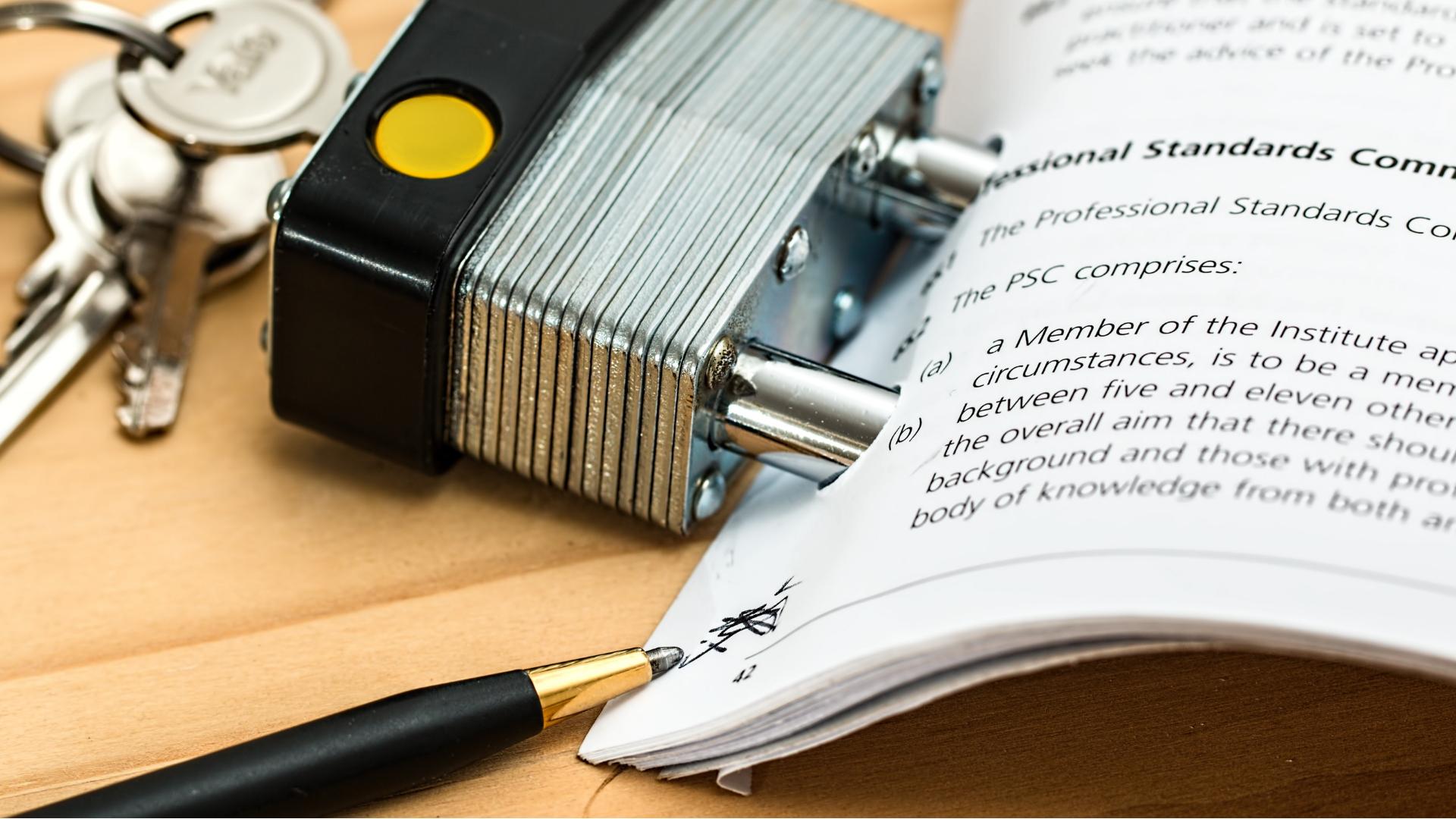 Zabezpieczone Dokumenty - Europejski Dzień Ochrony Danych Osobowych - jak edukować?