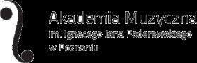Logo - Akademia Muzyczna im. Jana Paderewskiego w Poznaniu