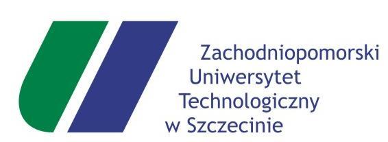 Logo - Zachodniopomorski Uniwersytet Technologiczny w Szczecinie